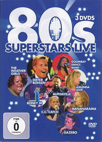 80s Superstars Live (2009)
