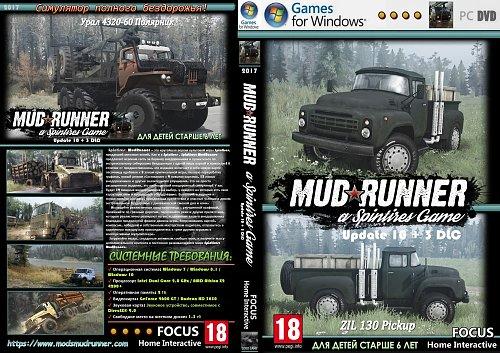 Spintires: MudRunner Update 10 + 3 DLC