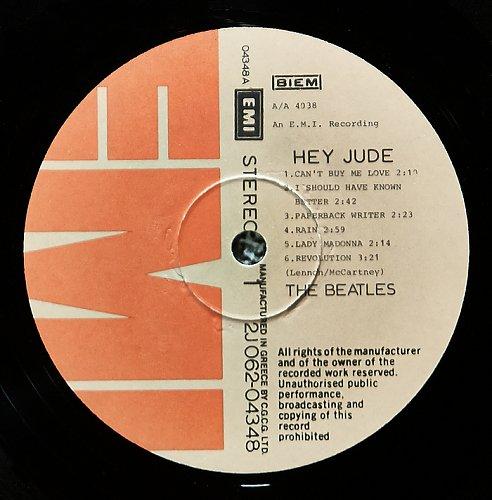 The Beatles - Hey Jude (1970)