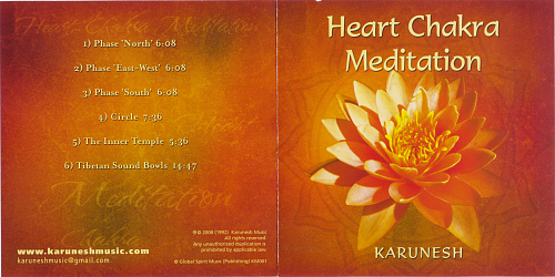 Karunesh - Heart Chakra Meditation (2008)