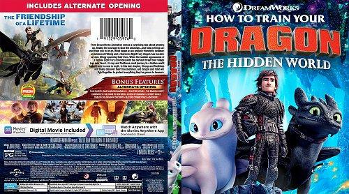 Как приручить дракона 3 / How to Train Your Dragon: The Hidden World (2019)