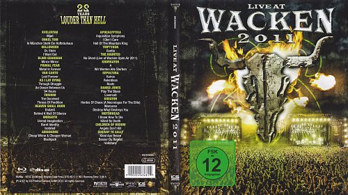 Live at Wacken (2011)