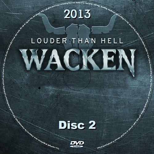 Live at Wacken (2013)
