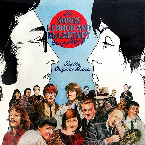The Songs Lennon And McCartney - Gave Away (1979)