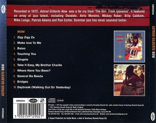 Astrud Gilberto - Now (2001)