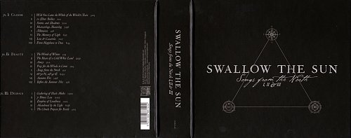 Swallow The Sun - Songs From The North I, II & III (2015 Century Media Records, Germany) 3CD + Box