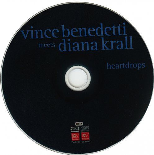 Vince Benedetti meets Diana Krall - heartdrops (2002)