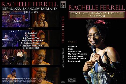Rachelle Ferrell - Estival Jazz Lugano (2008)