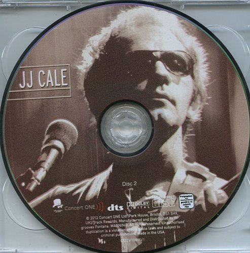 J.J. Cale Featuring Leon Russell - In Session At The Paradise Studios - Los Angeles, 1979 (2002)