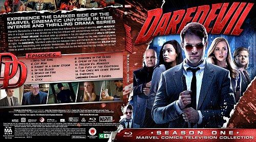 Сорвиголова / Daredevil (2015 - 2018)