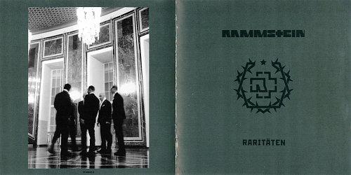 Rammstein - Raritäten (2015 / 2019 Rammstein GBR; Vertigo / Capitol, Universal Music Group, EU)