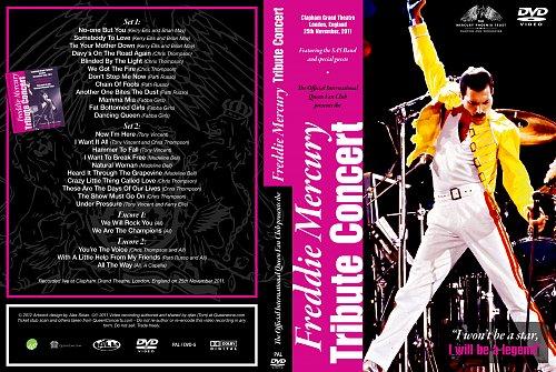 Freddie Mercury MEGA collection