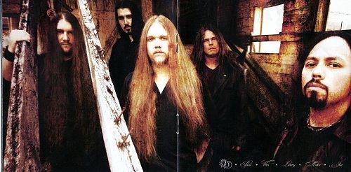 Novembers Doom - The Pale Haunt Departure (2005)
