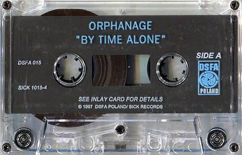 Orphanage - By Time Alone (1996 Studio Moskou, DSFA Rec.; 1997 Metal Mind Prod., Sick Rec., Poland)