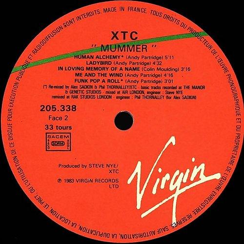 XTC - Mummer (1983)
