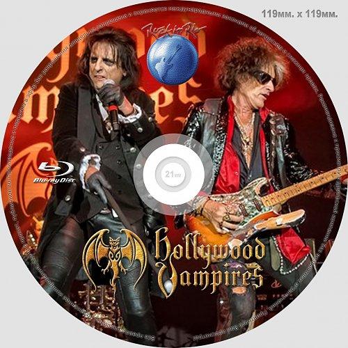 Hollywood Vampires - Rock In Rio (2015)