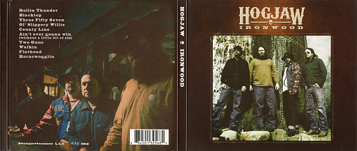 Hogjaw - Ironwood (2010)
