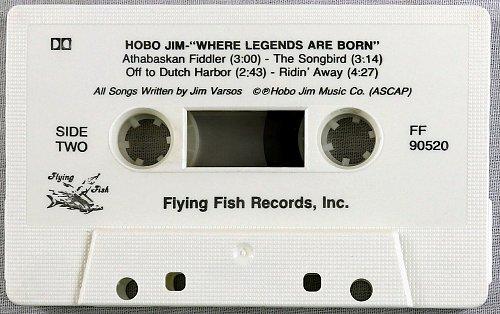 Hobo Jim - Where Legends Are Born (1986)