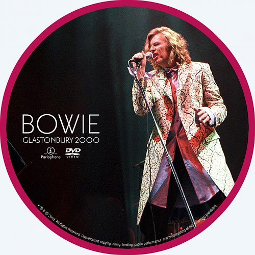 David Bowie - Glastonbury (2000)