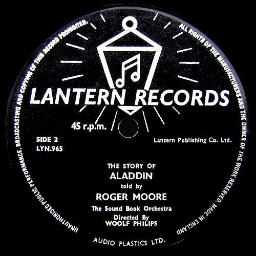 Roger Moore - Aladdin (1964)
