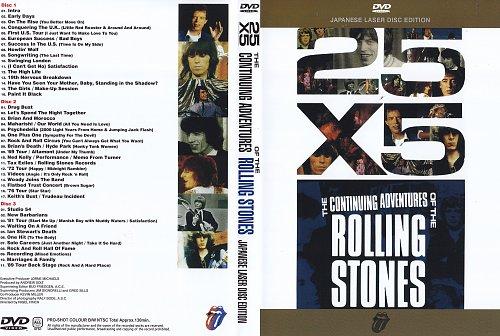 Rolling Stones - 25x5 Continuing Adventures (2010)