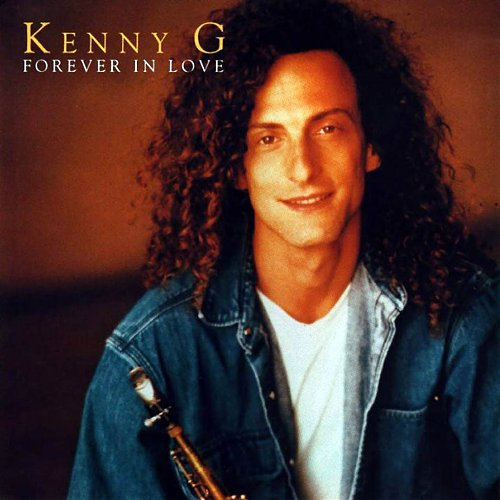 Kenny G - Forever In Love (1992/1993 Arista, BMG, China)