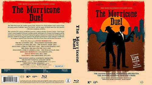 The Morricone Duel - The Most Dangerous Concert Ever (2018)