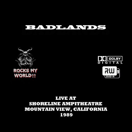Badlands - Badlands (1989)