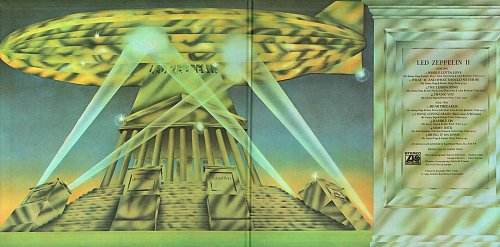 Led Zeppelin - Led Zeppelin II (1969)