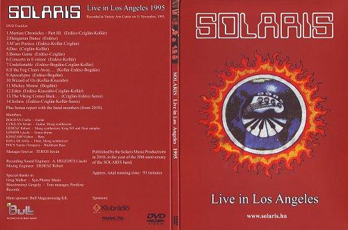 Solaris - Live in Los Angeles (1995)