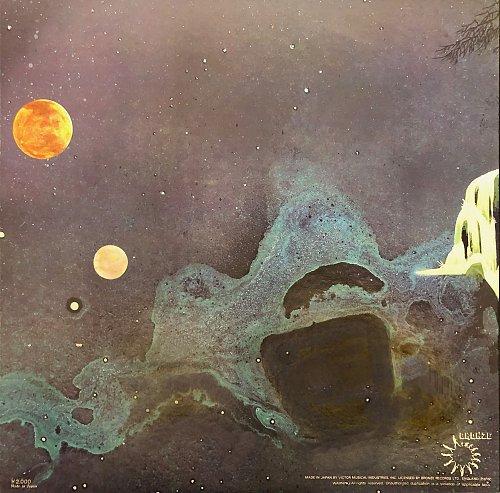 Uriah Heep - Demons And Wizards (1972)