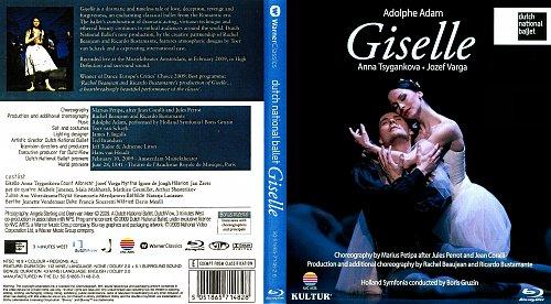 Адольф Адан - Жизель / Adolphe Adam - Giselle (2006 - 2017)