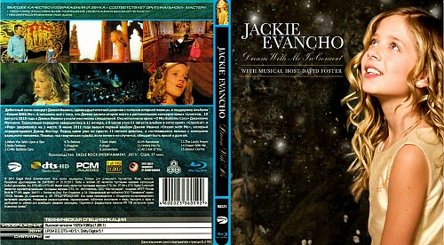 Jackie Evancho - Dream With Me in Concert (2011)