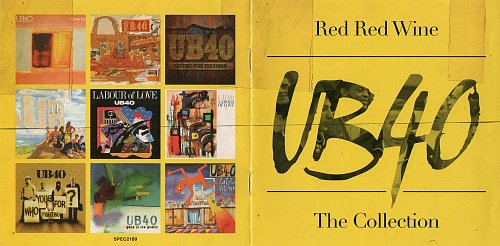 UB40 - Red Red Wine. The Collection (2014)