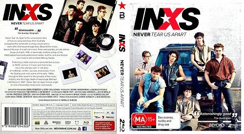 Нас никогда не разлучить: Нерассказанная история INXS / Never Tear Us Apart:The Untold Story of INXS