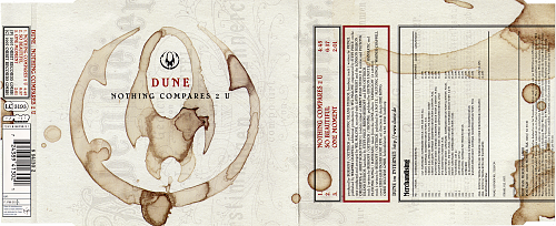 Dune - Nothing Compares 2 U (1997, CD-Maxi)