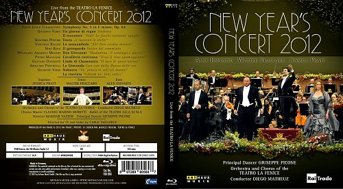 Новогодний концерт вживую из Театра Ла Фениче / New Year's Concert - Live From The Teatro La Fenice