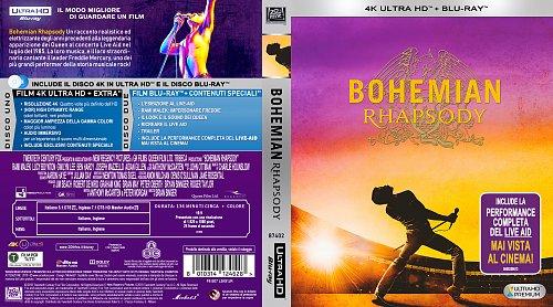 Богемская рапсодия / Bohemian Rhapsody (2018)