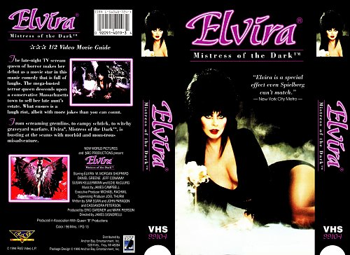 Elvira - Mistress in the Dark (1994)