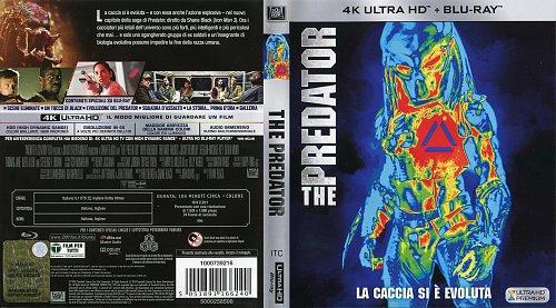 Хищник / The Predator (2018)