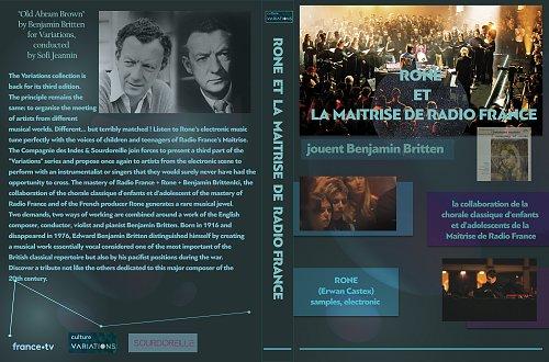 Rone & La Maitrise de Radio France jouent Benjamin Britten (2018)