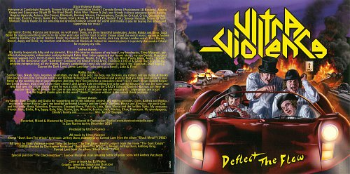 Ultra-Violence - Deflect The Flow (2015)
