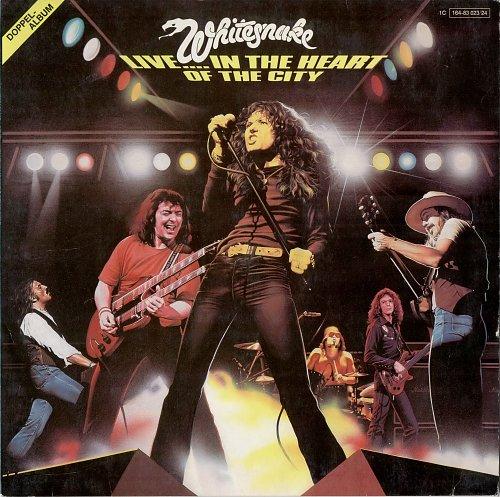 Whitesnake - Live... In The Heart Of The City (1980)