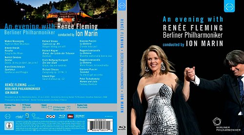 Renee Fleming - An Evening with Renée Fleming. Berliner Philharmoniker. Ion Marin (2010)