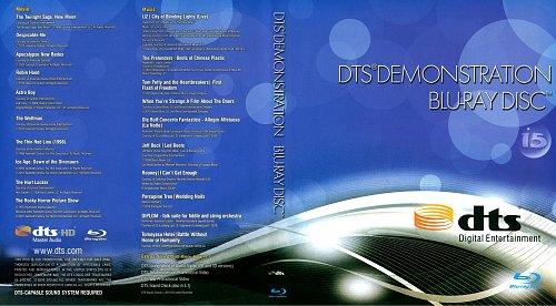 DTS Demonstration Blu-Ray Disc 15 (2010)