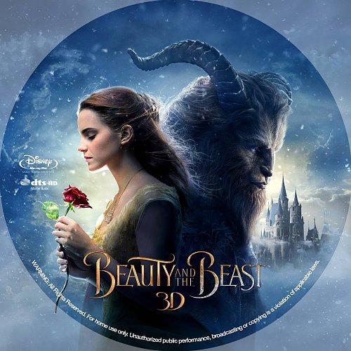 Красавица и чудовище / Beauty and the Beast (2017)