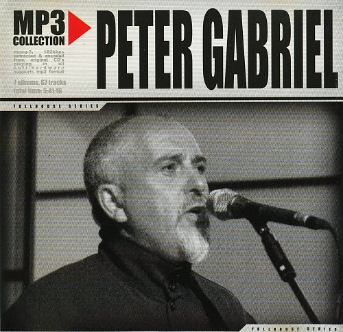 Peter Gabriel - MP3 Collection (2004)