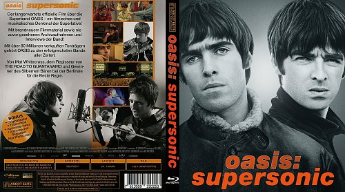 Oasis - Supersonic (2016)