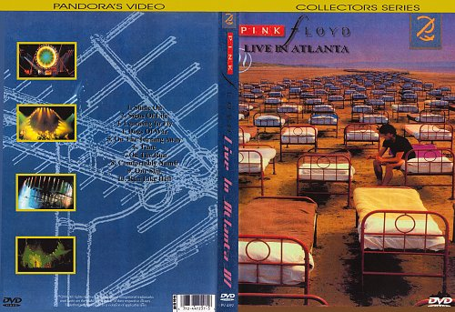 Pink Floyd - Live In Atlanta (1987)
