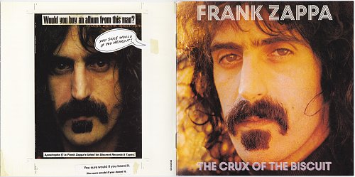 Frank Zappa - The Crux Of The Biscuit (2016)
